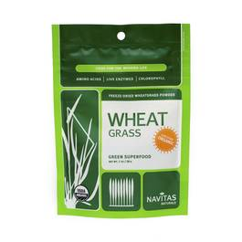 Organic Freeze Dried Wheatgrass Powder