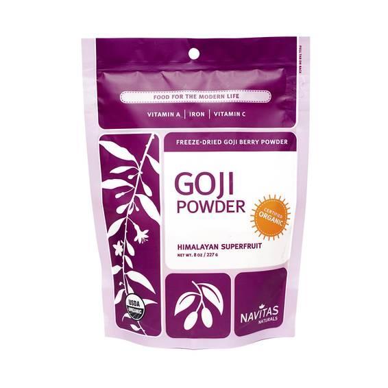 Organic Freeze Dried Goji Berry Powder