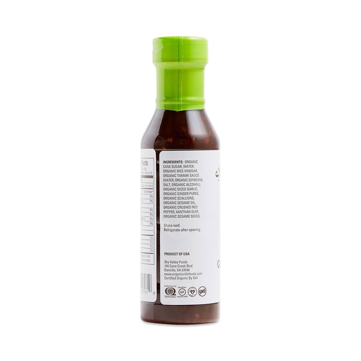Sky Valley Organic General Tso Sauce - Thrive Market