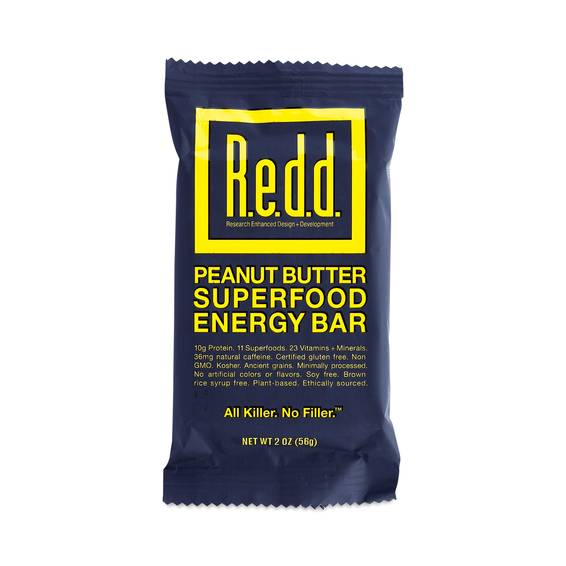 Peanut butter superfood energy bars by redd thrive market for Superfood bar
