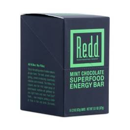 Mint Chocolate Superfood Energy Bar