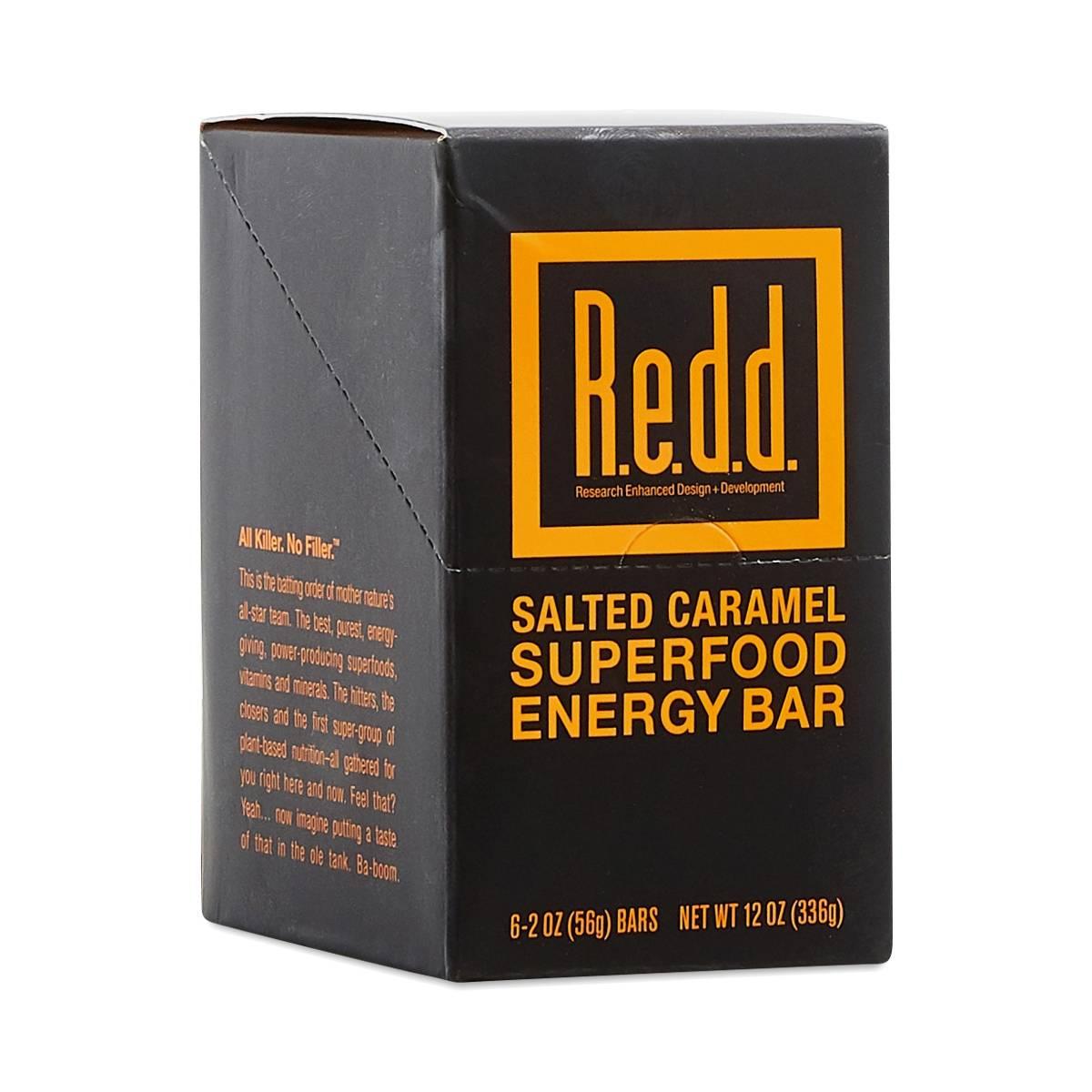 Redd salted caramel superfood energy bar thrive market for Superfood bar