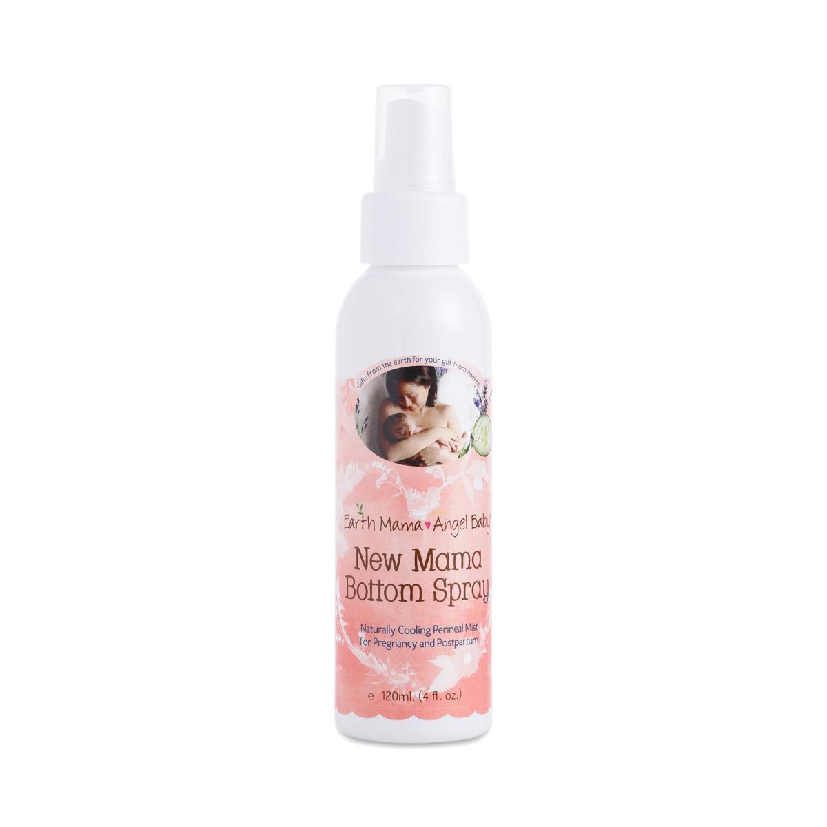 New momma bottom spray