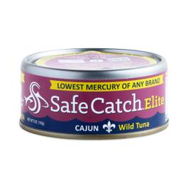 Canned Wild Tuna, Cajun Seasoning