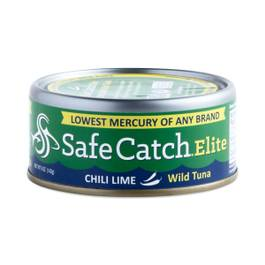 Canned Wild Tuna, Chili Lime
