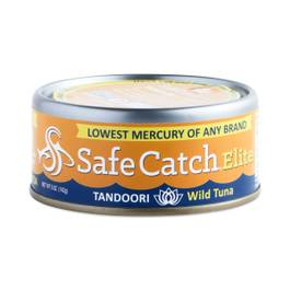 Canned Wild Tuna, Tandoori