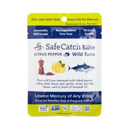 Elite Wild Tuna Pouch - Citrus Pepper