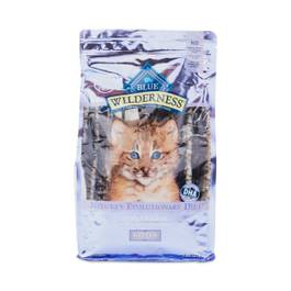 Wilderness Kitten Chicken Recipe Grain-Free Dry Cat Food