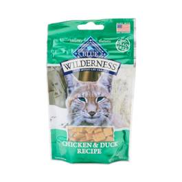 Wilderness Chicken & Duck Grain-Free Cat Treats