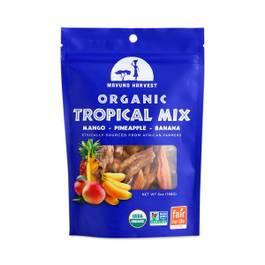 Organic Dried Tropical Mix