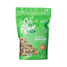 Organic Sprouted Pumpkin Seeds