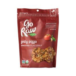 Organic Raw Pizza Flax Snax