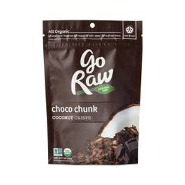 Organic Raw Chocolate Coconut Crisps