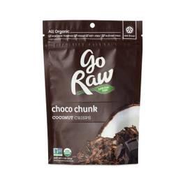 Organic Raw Chocolate Coconut Crisps
