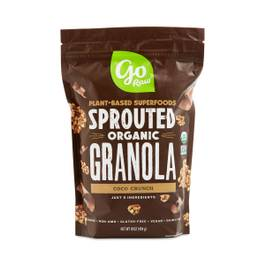Organic Raw Sprouted Live Chocolate Granola
