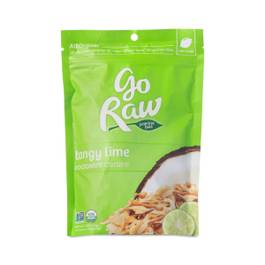 Organic Raw Tangy Lime Coconut Crisps