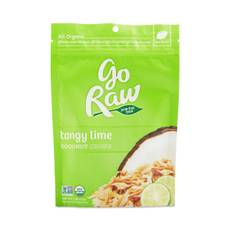 Organic Raw Tangy Lime Coconut Crisps
