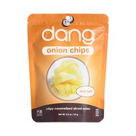 Sea Salt Crispy Sliced Onion Chips