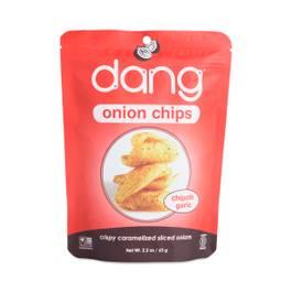 Chipotle Garlic Crispy Sliced Onion Chips