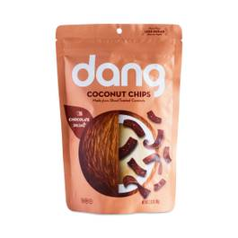 Chocolate Sea Salt Coconut Chips