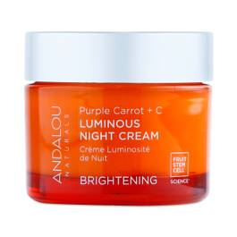 Purple Carrot & C Luminous Night Cream