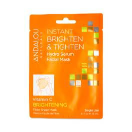 Instant Brighten & Tighten Facial Sheet Mask