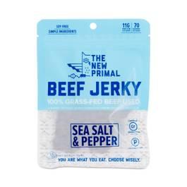Grass-Fed Beef Jerky
