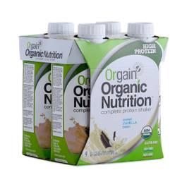 Organic Protein Shake, Vanilla