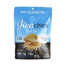 Sea Salt Jicama Chips