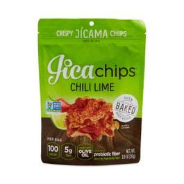 Chili Lime Jicama Chips
