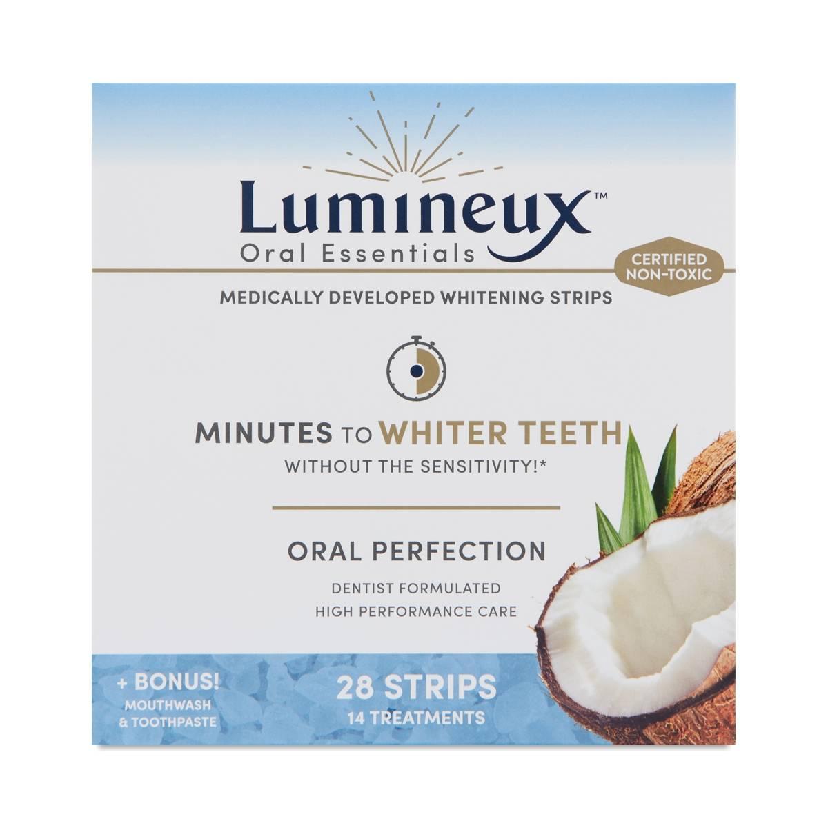 Oral Essentials Lumineux Whitening Kit Thrive Market