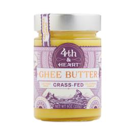 Grass Fed California Garlic Ghee