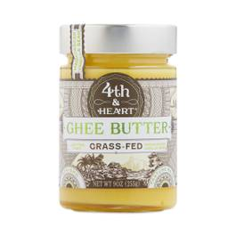 Grass Fed Vanilla Bean Ghee