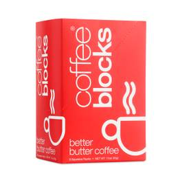 Butter Coffee Blocks, 8-Pack