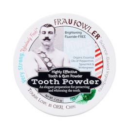 Mint Tooth and Gum Powder