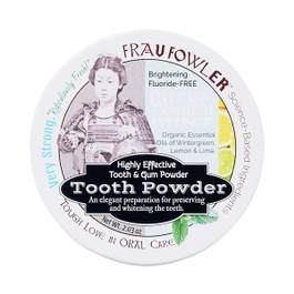 Citrus Samurai Mint Tooth and Gum Powder