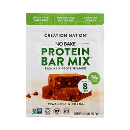 Vegan Protein Bar Mix, Peas Love & Cocoa