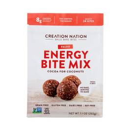 Paleo Energy Bite Mix, Cocoa for Coconuts