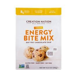 Vegan Energy Bite Mix, Oat Yes! Chocolate Chip