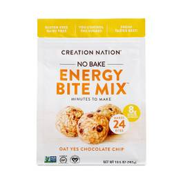 Vegan Energy Bite Mix, Oat Yes! Chocolate Chip