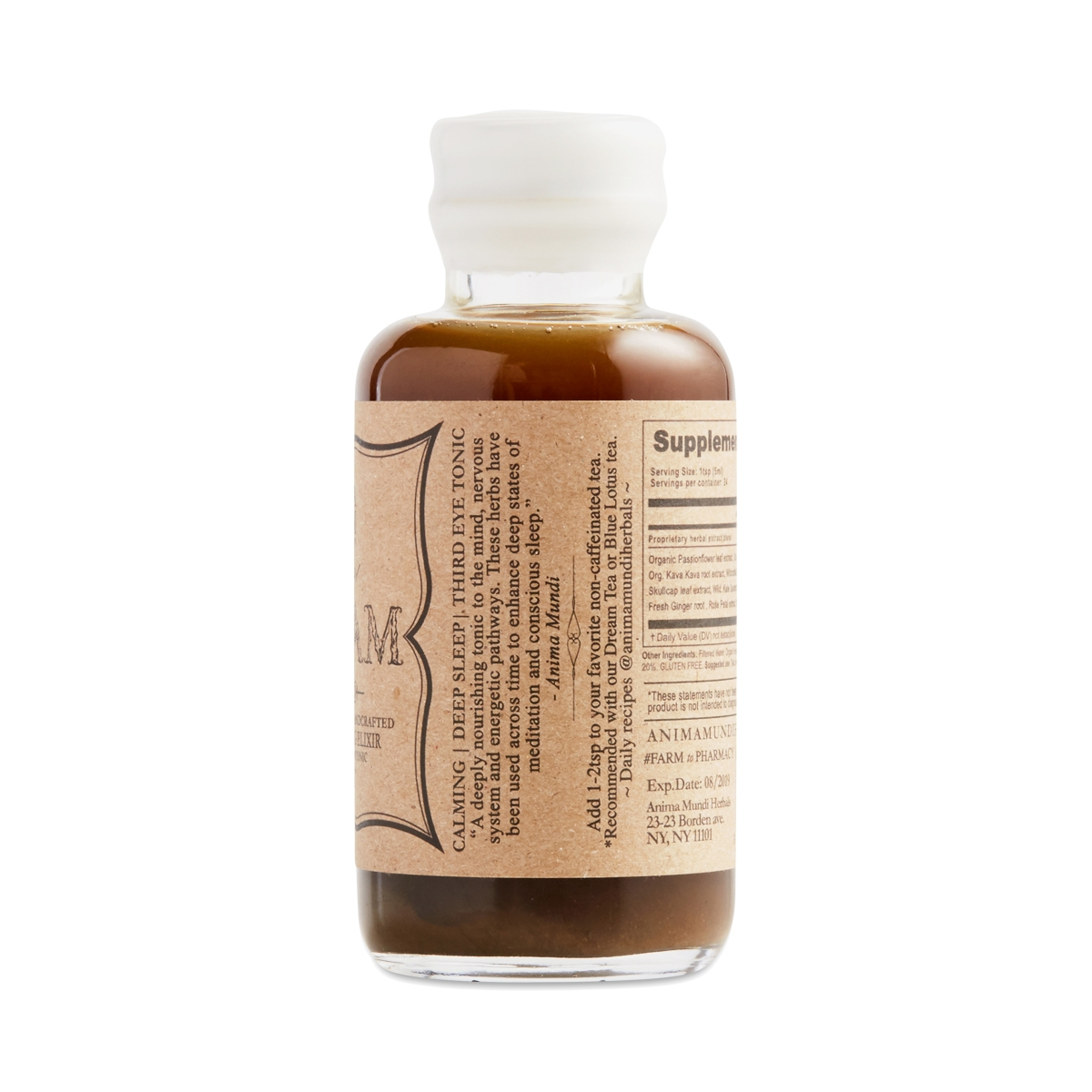 Dream Sleep Aid Elixir