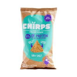Sea Salt Cricket Flour Chips