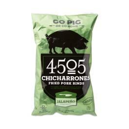 Jalapeno Cheddar Chicharrones