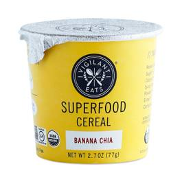 Banana Chia Superfood Hot Cereal