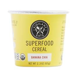 Banana Chia Superfood Hot Cereal