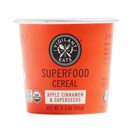 Apple Cinnamon & Superseeds Superfood Hot Cereal