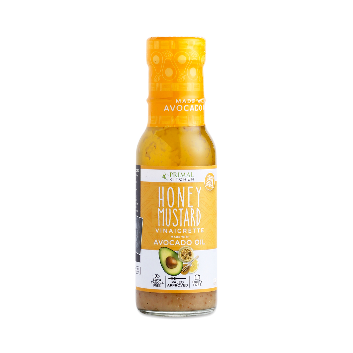 Primal Kitchen Dressing honey mustard vinaigretteprimal kitchen - thrive market