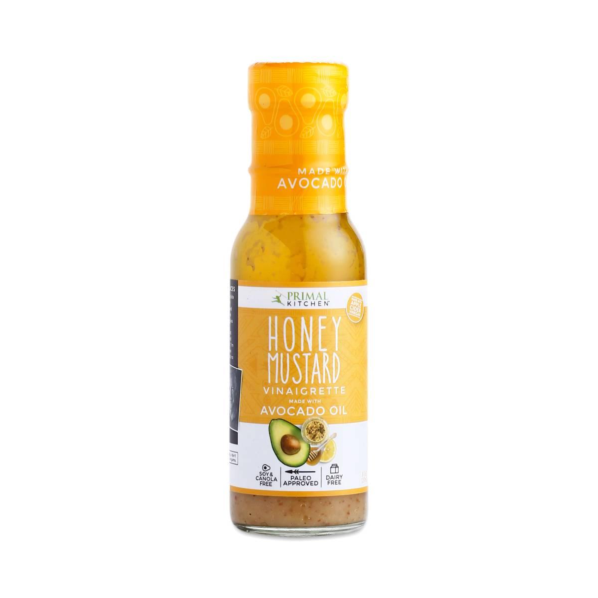 honey mustard vinaigretteprimal kitchen - thrive market