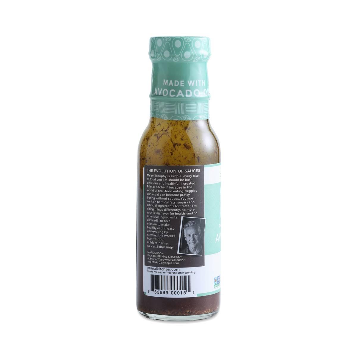 Primal Kitchen Dressing greek vinaigrette w/ avocadoprimal kitchen - thrive market