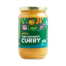 Yellow Thai Coconut Curry